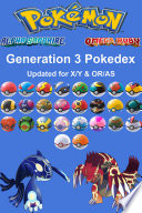 Pokemon Pokedex: Complete Generation 3
