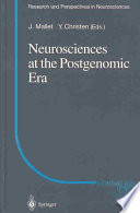 Neurosciences at the Postgenomic Era Book