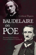 Pdf Baudelaire on Poe Telecharger