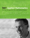 Applied Mathematics for the Managerial  Life  and Social Sciences