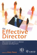 The Effective Director