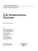 U S  International Taxation