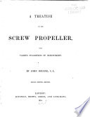 A Treatise on the Screw Propeller Book