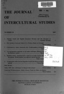 The Journal of Intercultural Studies