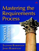 Cover of Mastering the Requirements Process