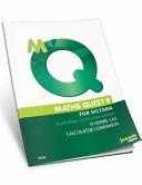 Cover of Maths Quest 9 Australian Curriculum Victorian Edition TI-Nspire Companion