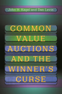 Common Value Auctions and the Winner's Curse