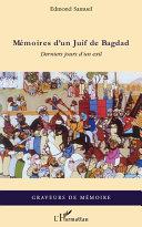 Mémoires d'un Juif de Bagdad [Pdf/ePub] eBook