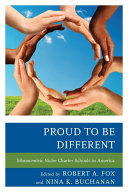 Proud to be Different: Ethnocentric Niche Charter Schools in ...
