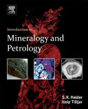 Introduction to Mineralogy and Petrology