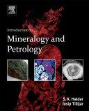 Introduction to Mineralogy and Petrology [Pdf/ePub] eBook
