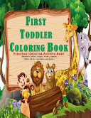 First Toddler Coloring Book
