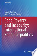 Food Poverty and Insecurity: International Food Inequalities