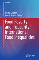 Pdf Food Poverty and Insecurity: International Food Inequalities Telecharger