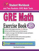 GRE Math Exercise Book