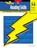 Power Practice: Reading Skills, Gr. 5-6, eBook