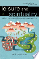 Leisure and Spirituality  Engaging Culture