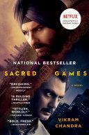 Sacred Games Book