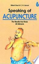 Speaking of Acupuncture
