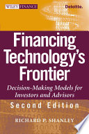 Financing Technology S Frontier