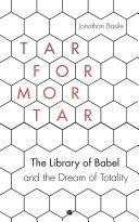 Tar for Mortar Book