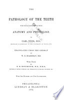 The Pathology of the Teeth Book