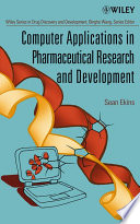 Computer Applications in Pharmaceutical Research and Development Book