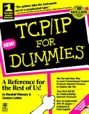 Cover of TCP/IP for Dummies