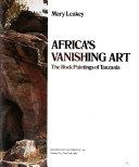 Africa s Vanishing Art