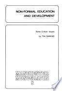 Non-formal Education and Development