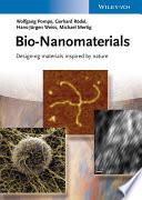 Bio-Nanomaterials
