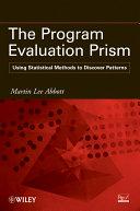 The Program Evaluation Prism