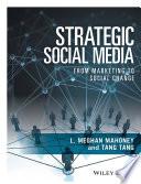 Strategic Social Media Book