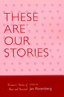 These Are Our Stories Pdf/ePub eBook