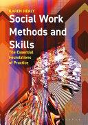 Social Work Methods and Skills Book