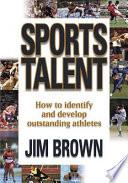 Sports Talent Book