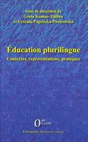 Pdf Education plurilingue Telecharger