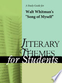 A study guide for Walt Whitman's