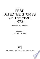 Best Detective Stories of the Year