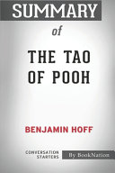 Summary of The Tao of Pooh by Benjamin Hoff Book