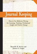 Journal Keeping Pdf/ePub eBook