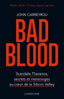 Bad blood ebook