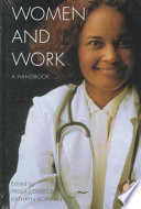 Women and Work  : A Handbook