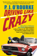 Driving Like Crazy Book