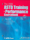 2006 ASTD Training and Performance Sourcebook