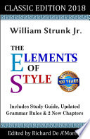 The Elements of Style  Classic Edition  2018