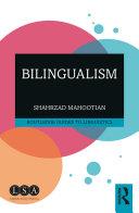 Bilingualism ebook