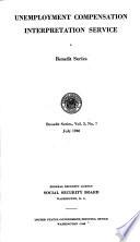 Unemployment Compensation Interpretation Service