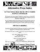 Alternative Press Index ebook