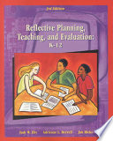 Reflective Planning, Teaching, and Evaluation